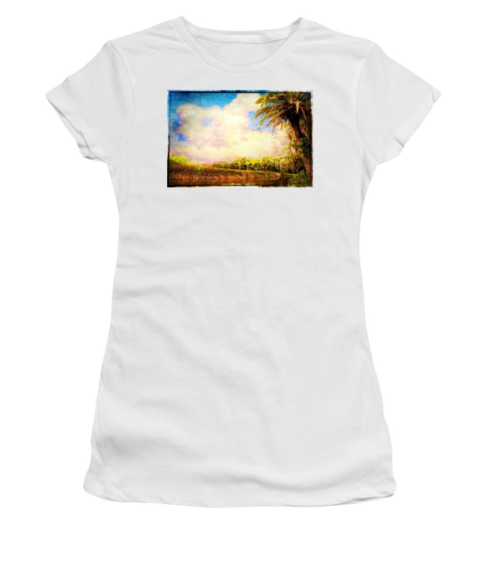 The Loop Women's T-Shirt featuring the photograph Corner On The Loop by Alice Gipson