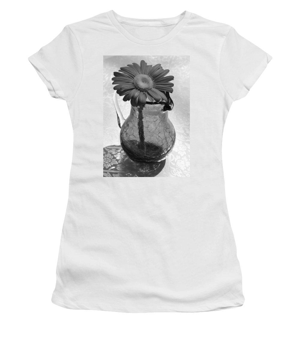 Gerber Women's T-Shirt featuring the photograph Dsc0184d1-001 by Kimberlie Gerner