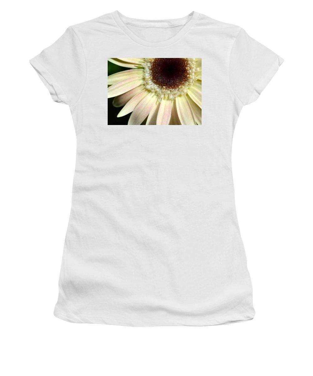 Gerber Women's T-Shirt featuring the photograph Dsc204d1-002 by Kimberlie Gerner