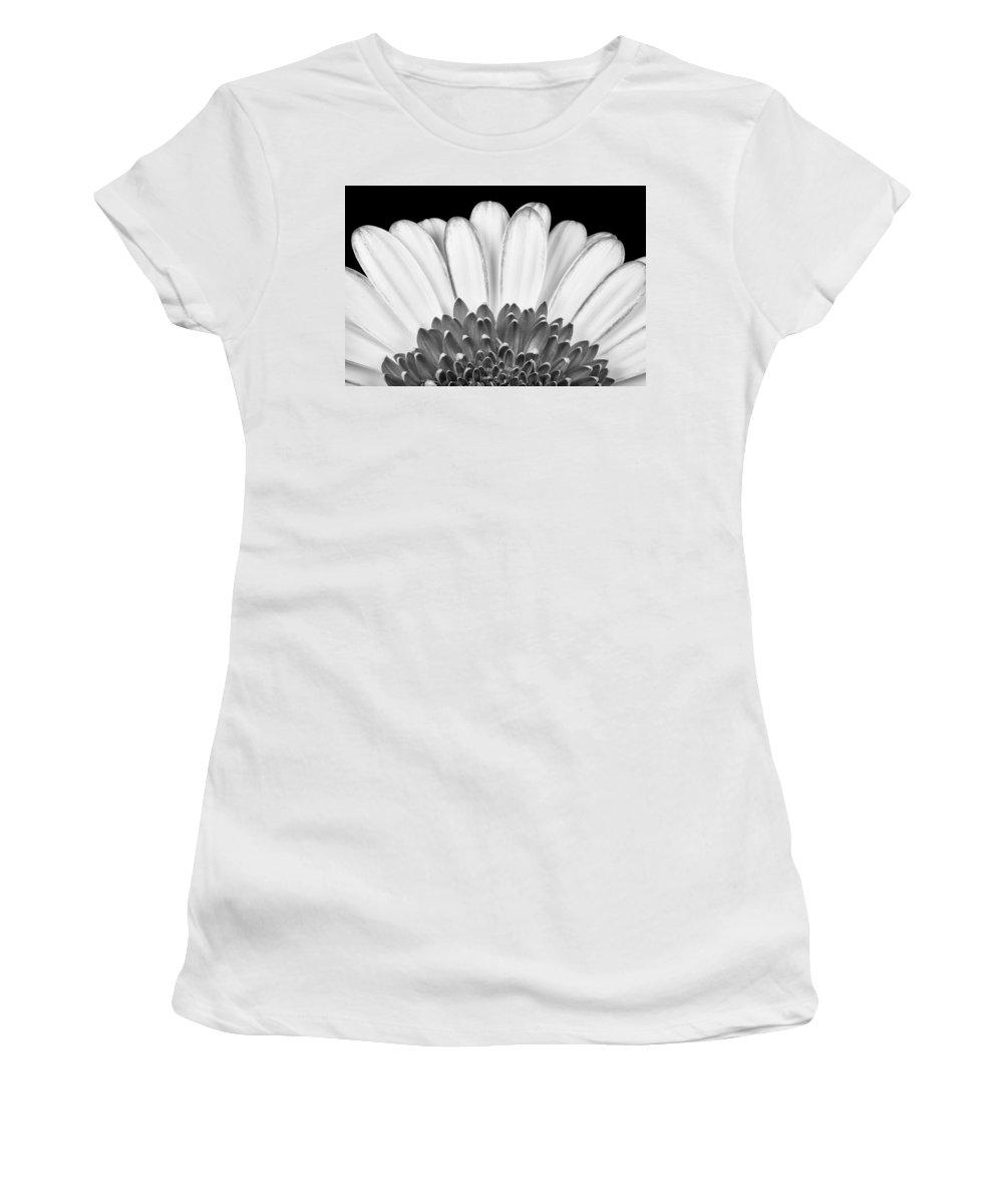 3scape Photos Women's T-Shirt featuring the photograph Gerbera Rising by Adam Romanowicz