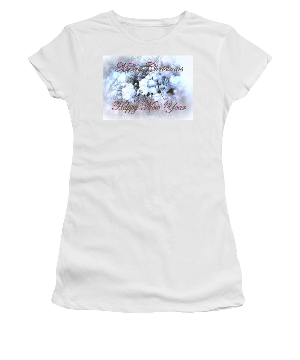 Carolina Pine Women's T-Shirt featuring the photograph Img-2164-7x5-xxx by Travis Truelove