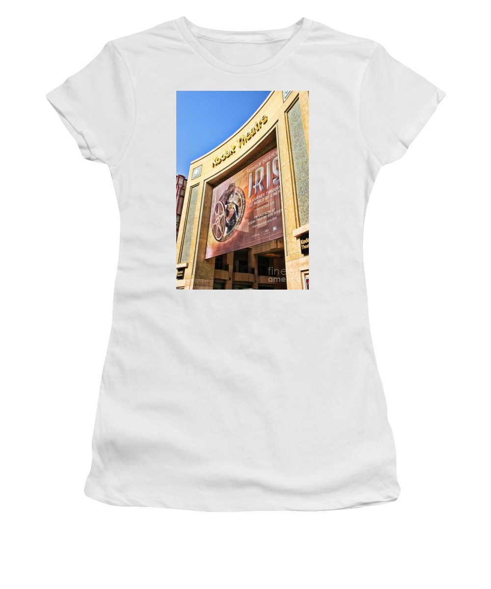 Jessica Alba Photographs Women's T-Shirts