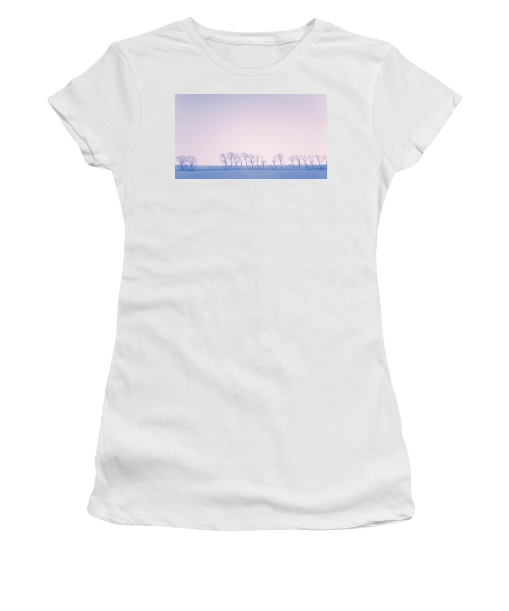 Netherlands Women's T-Shirt featuring the photograph Patience Is The Key 2 by Jenny Rainbow