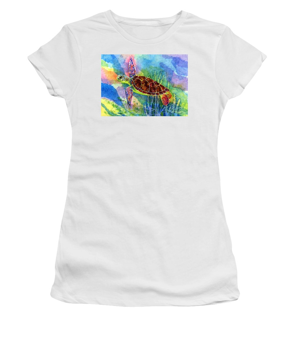 Close-up Women's T-Shirts
