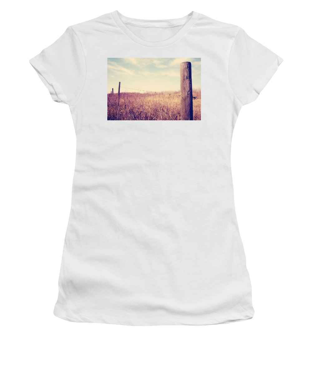 Nature Women's T-Shirt featuring the photograph Slow The Day Down by The Artist Project