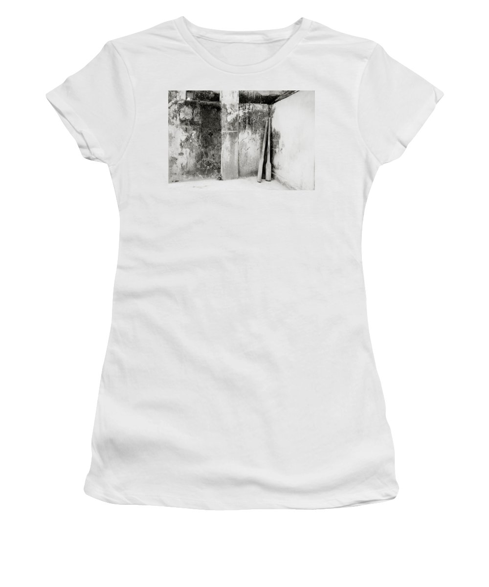 Simplicity Women's T-Shirt featuring the photograph The Spice Business by Shaun Higson
