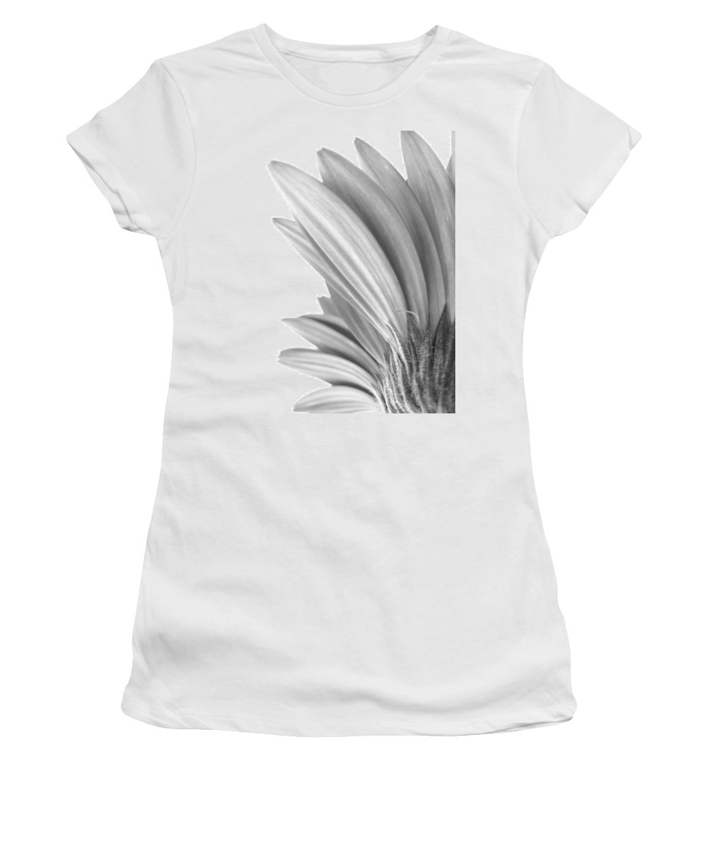 Gerbera Photographs Photographs Photographs Women's T-Shirt (Athletic Fit) featuring the photograph 5570c3 by Kimberlie Gerner