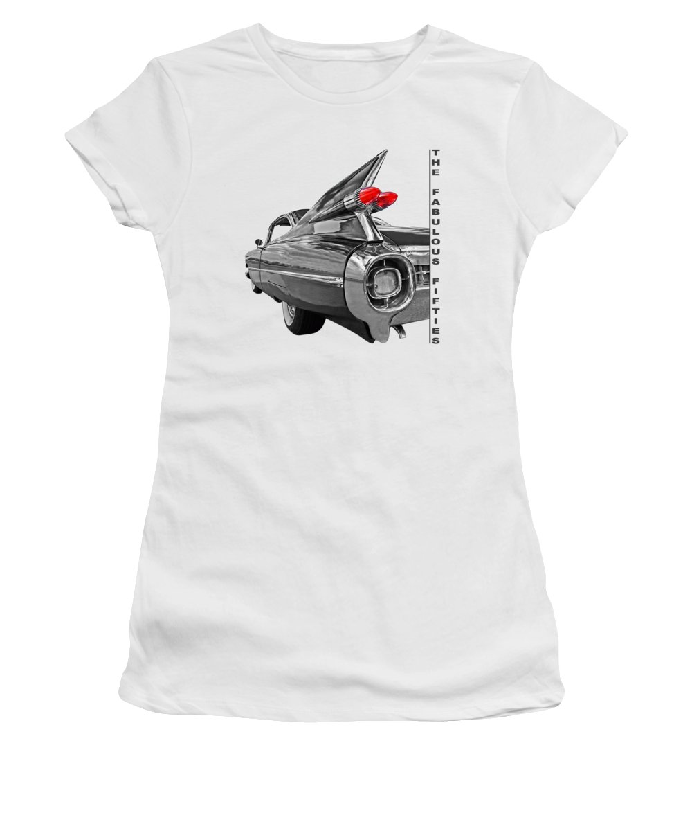 American Cars Photographs Women's T-Shirts