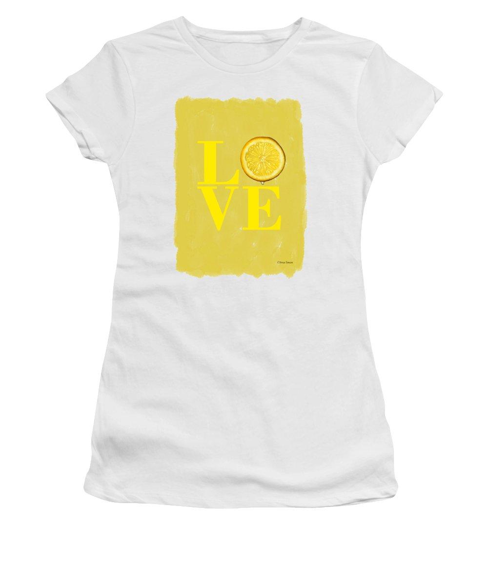 Lemon Women's T-Shirts