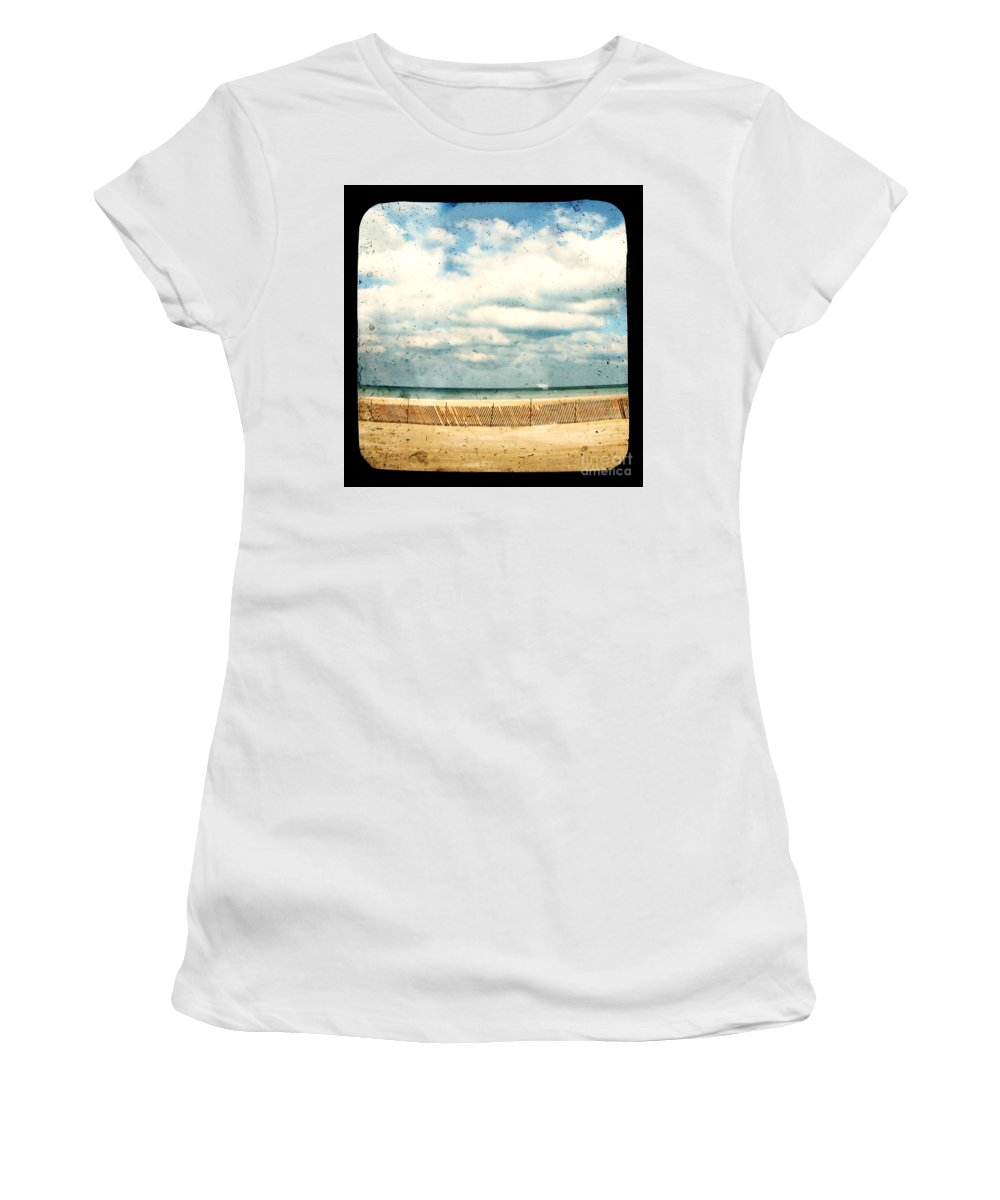 Ocea Women's T-Shirt (Athletic Fit) featuring the photograph At Rest by Dana DiPasquale
