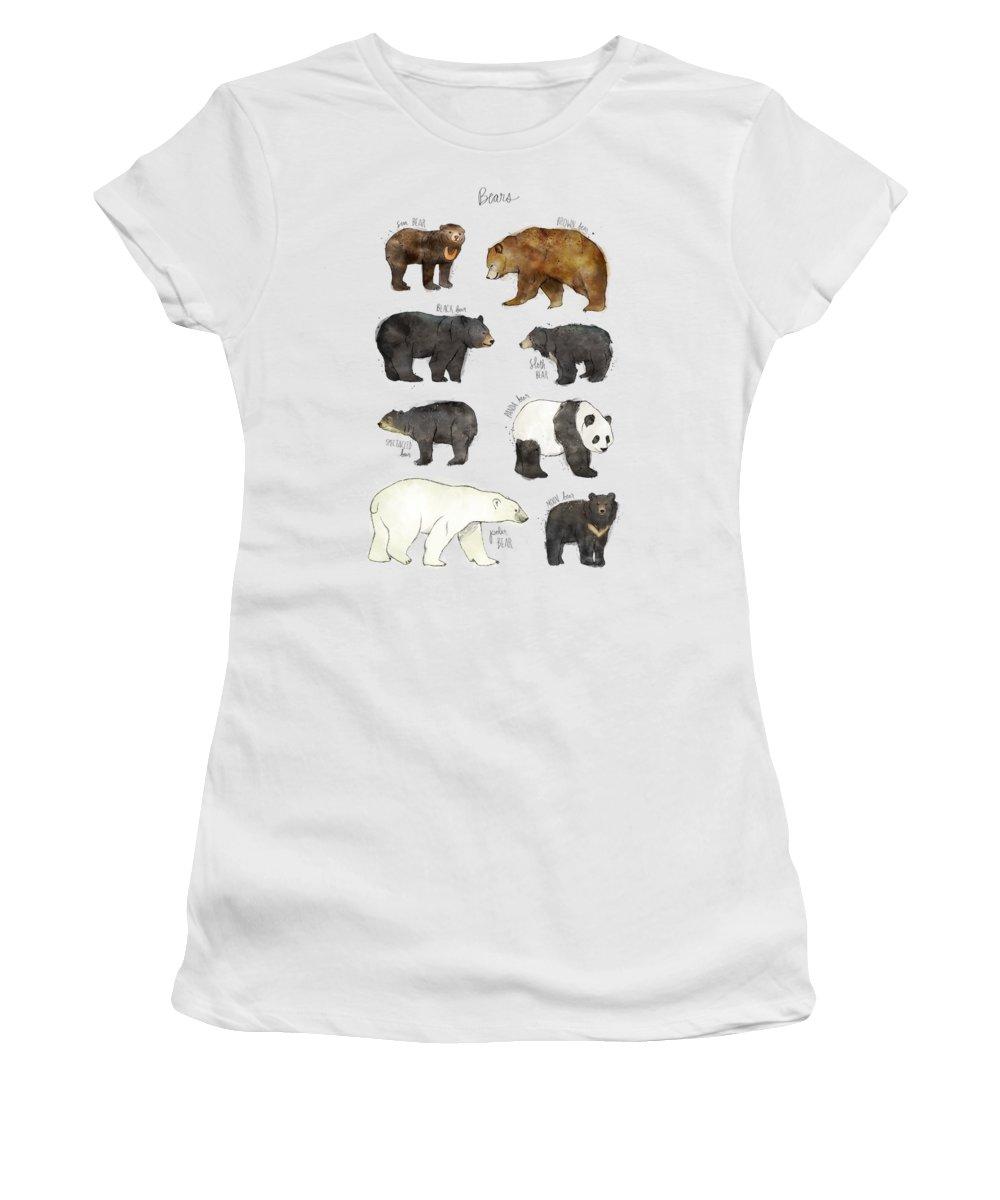 Wild Women's T-Shirts