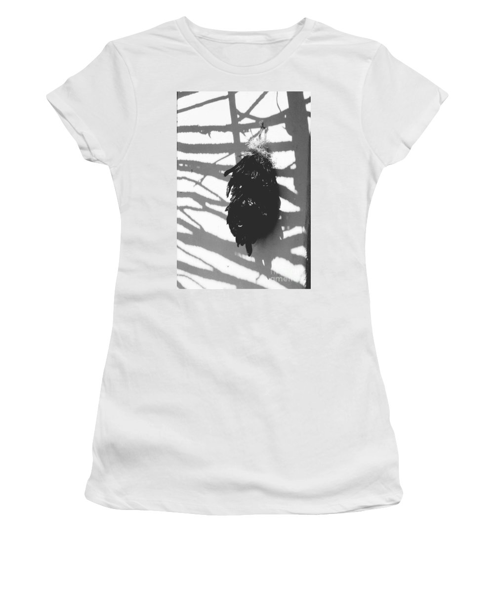 Chiles Women's T-Shirt (Athletic Fit) featuring the photograph Chiles by Kathy McClure