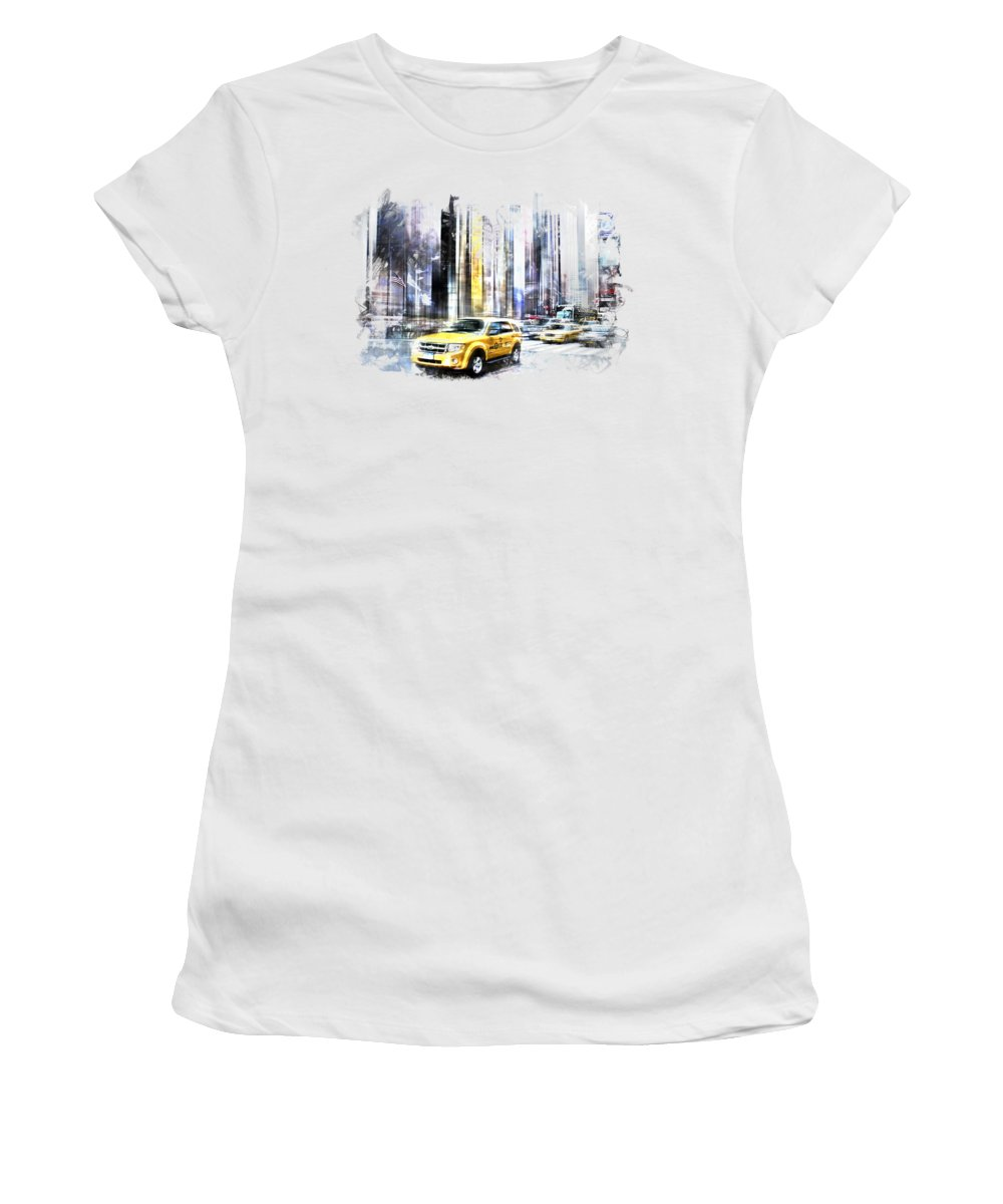 Times Square Junior T-Shirts