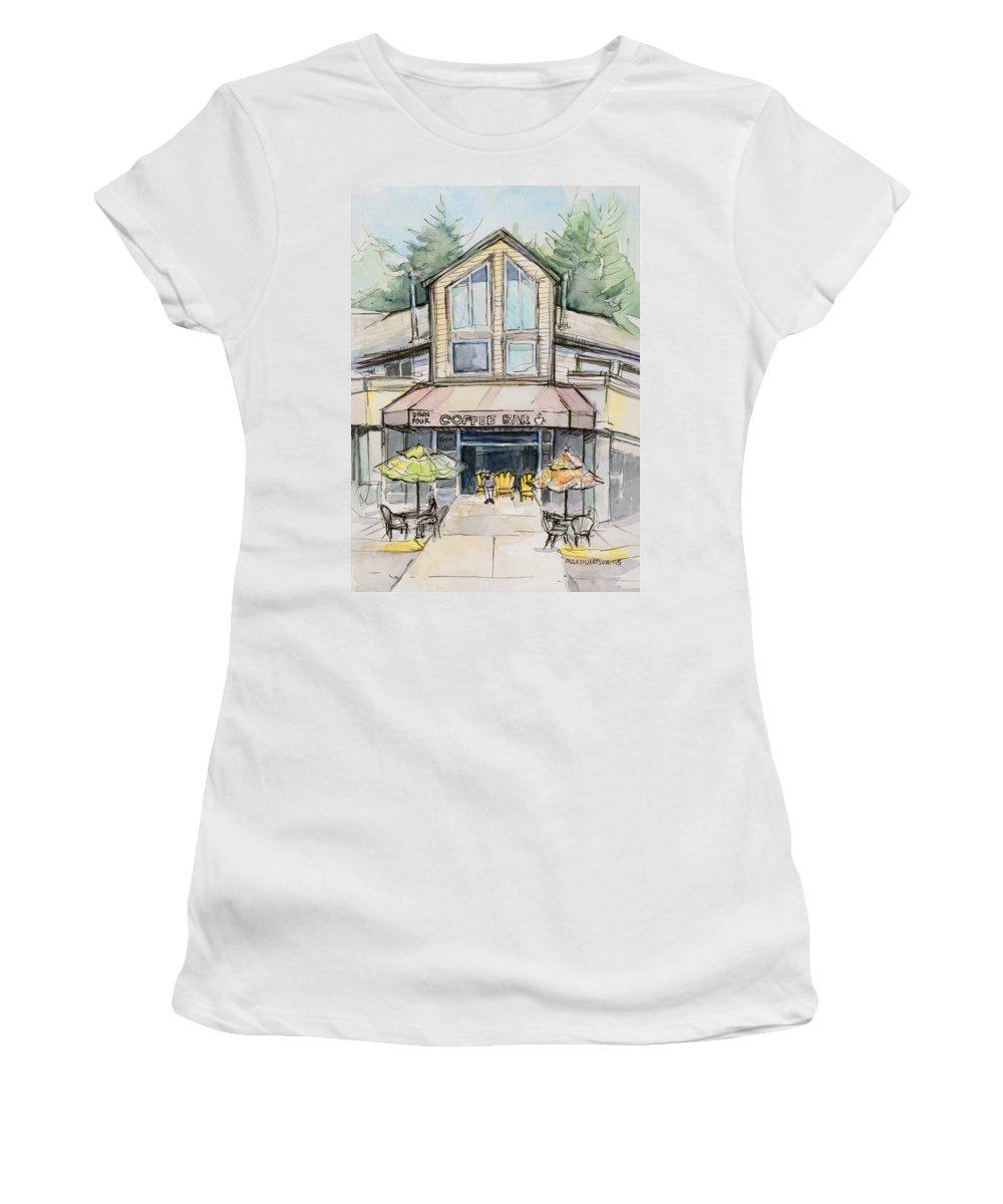 Shops Women's T-Shirts