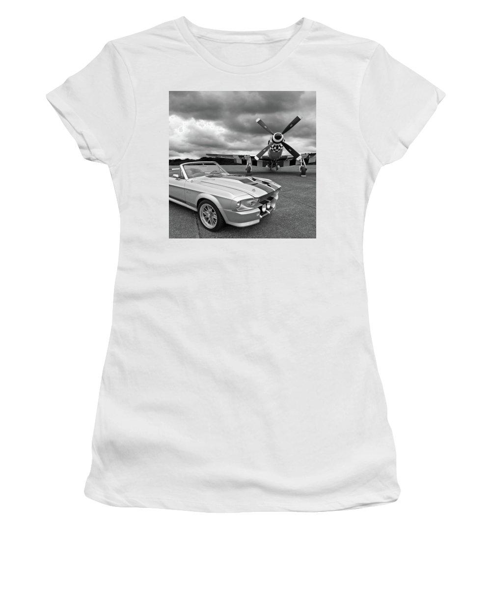 White Wings Women's T-Shirts