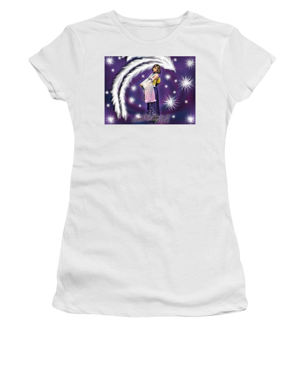 Final Fantasy X Women S T Shirt