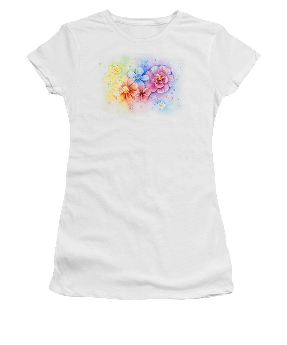 Daisies Junior T-Shirts
