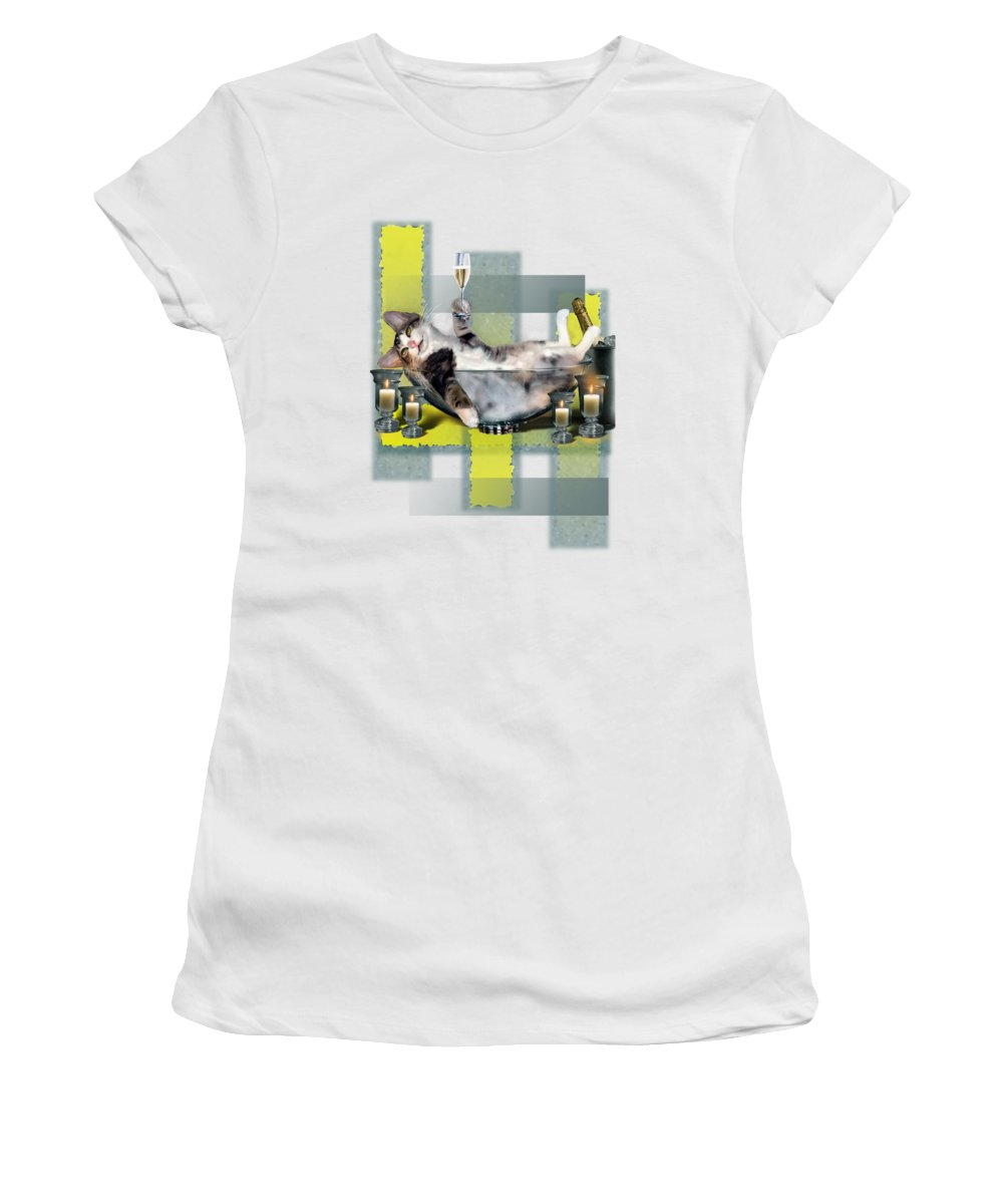 Bath Women's T-Shirts