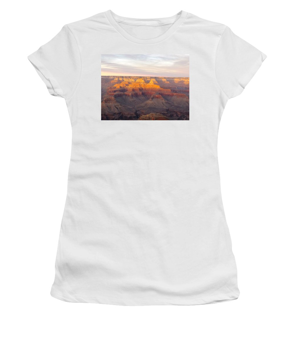 Women's T-Shirt (Athletic Fit) featuring the photograph Help Mename by Adam Cornelison