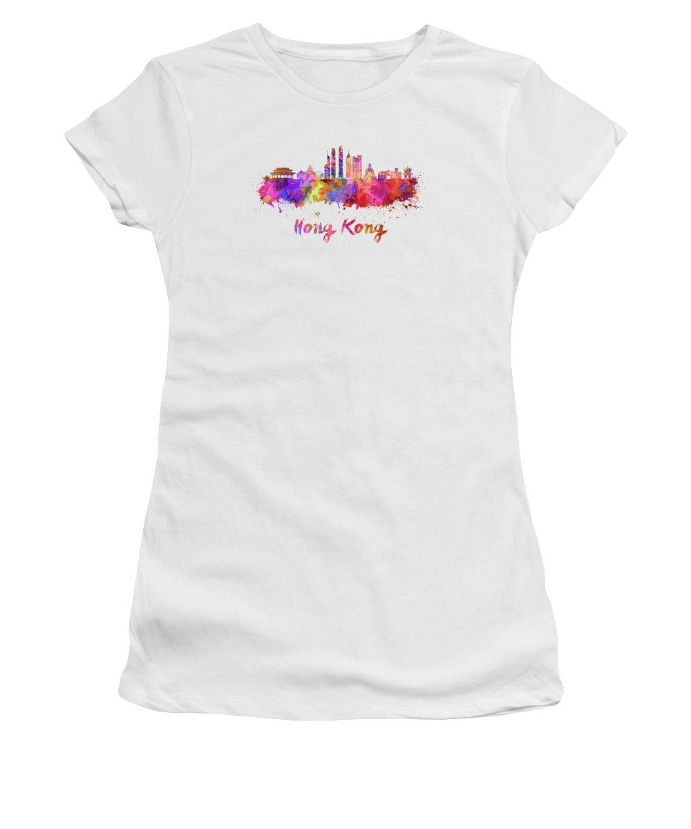 Hong Kong Women's T-Shirts