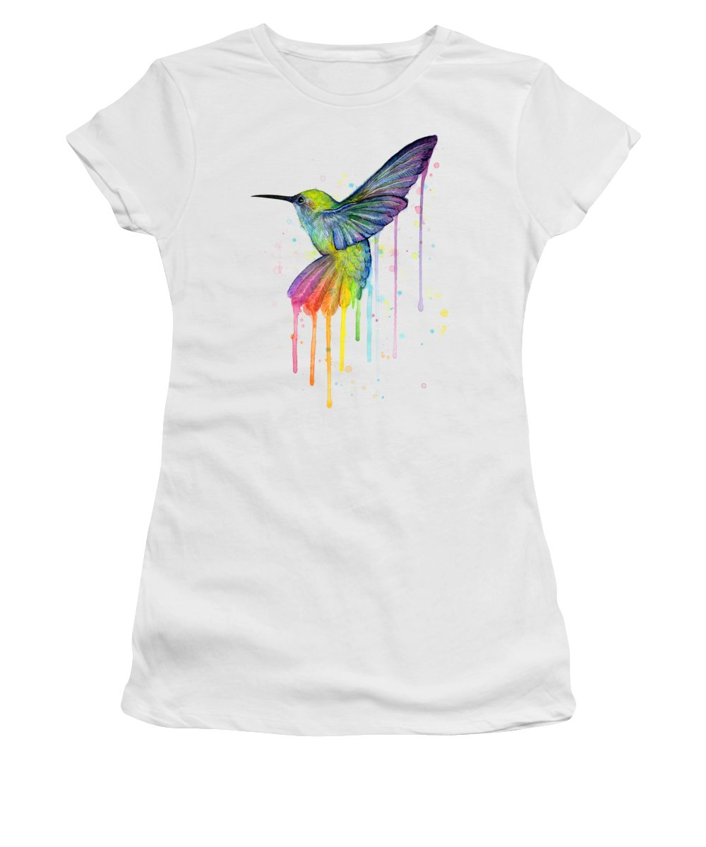 Hummingbird Women's T-Shirts