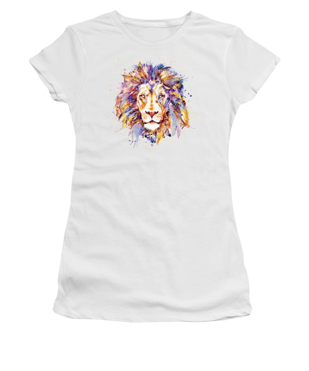 Background Women's T-Shirts