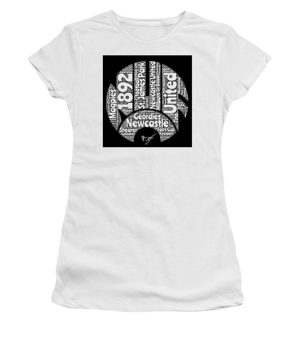 Word Art Women's T-Shirts