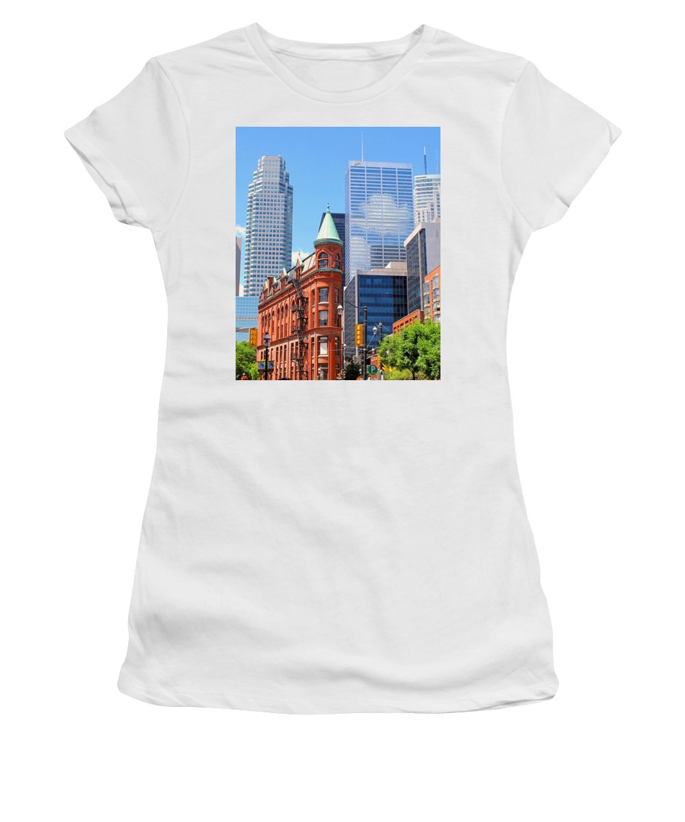 Women's T-Shirt (Athletic Fit) featuring the photograph Not Forgotten by Ian MacDonald