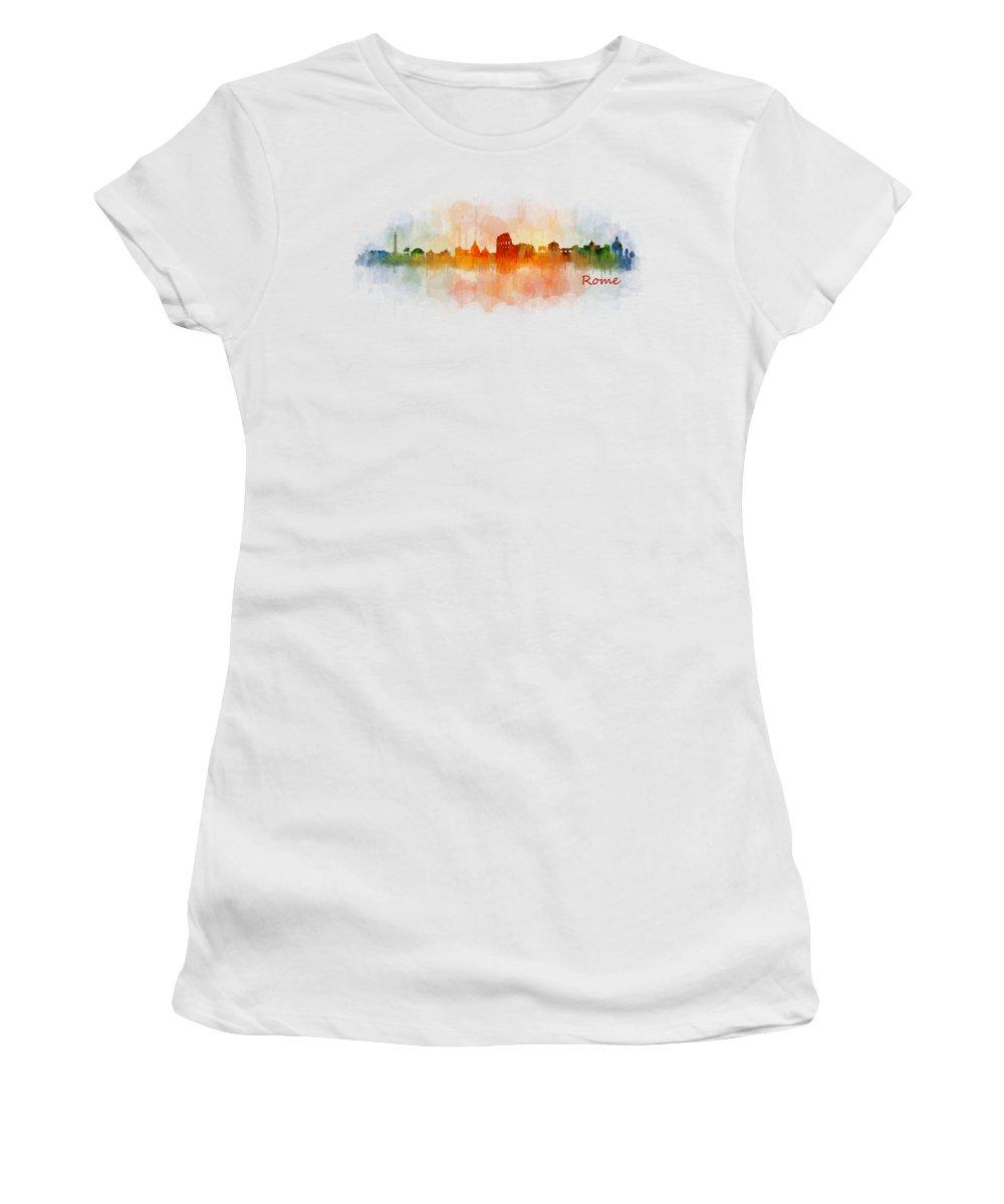 Tiber Women's T-Shirts