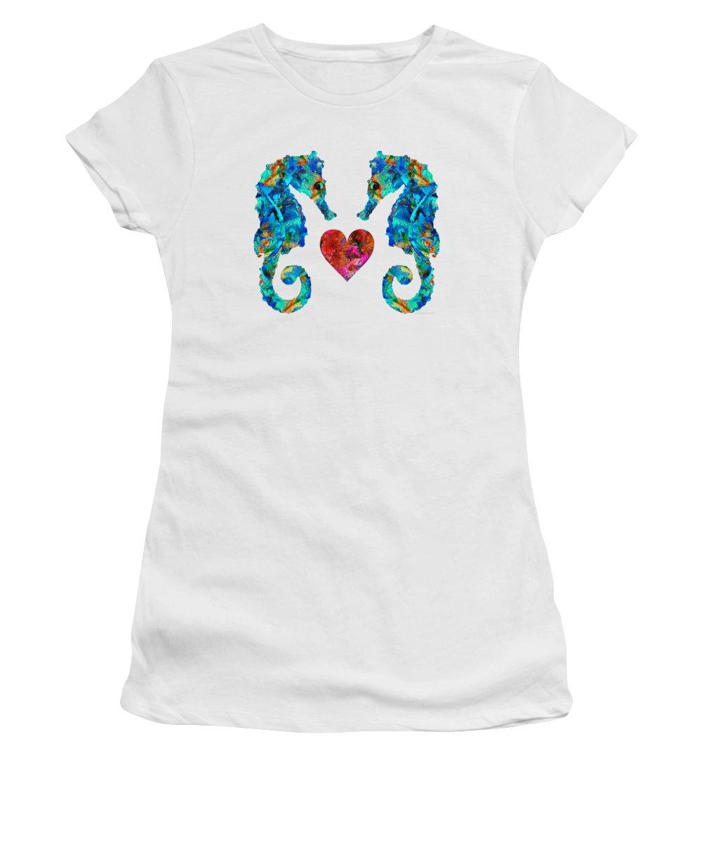 Scuba Diving Women's T-Shirts