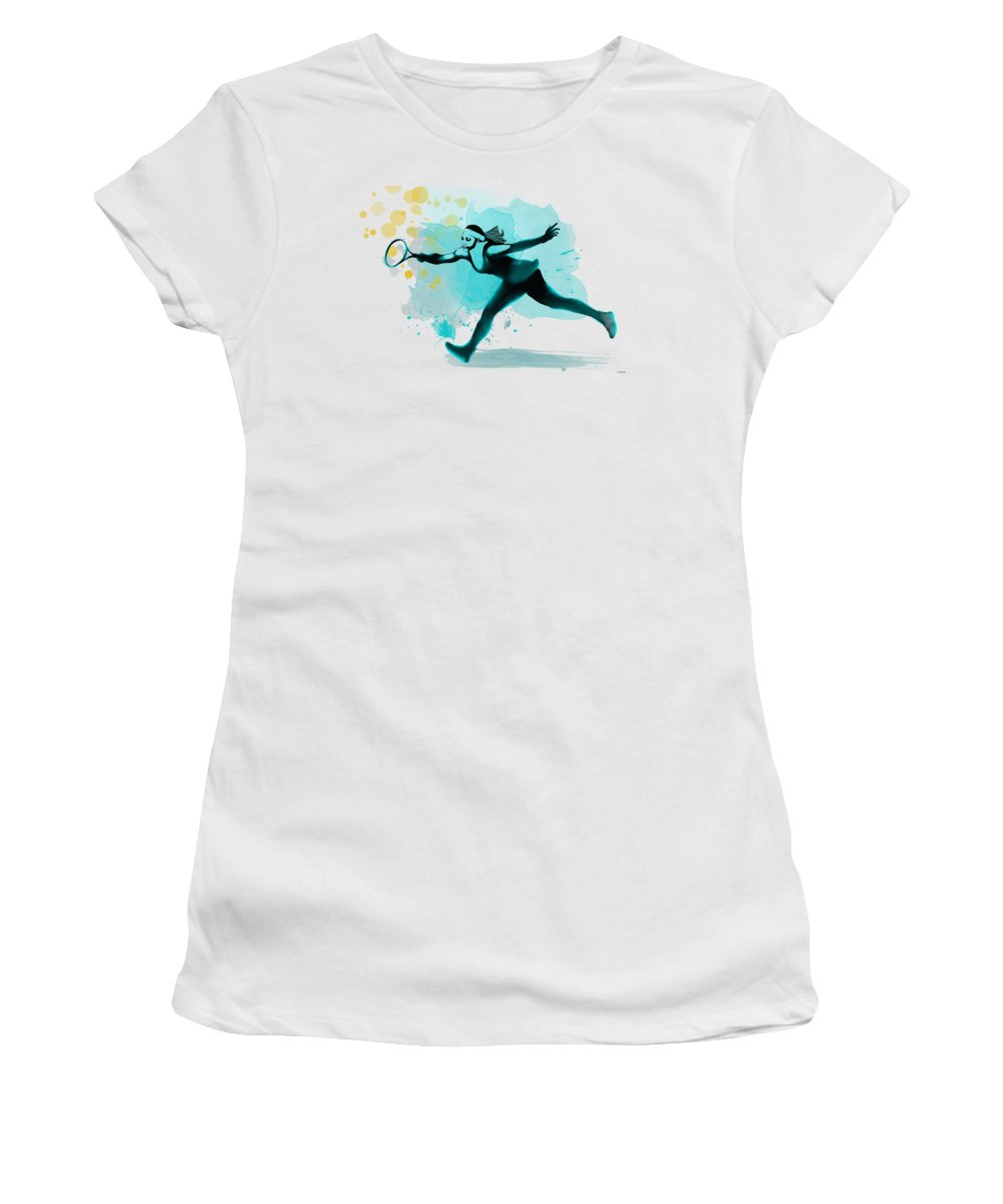 Serena Williams Women's T-Shirts