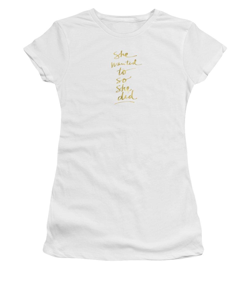Lady Women's T-Shirts