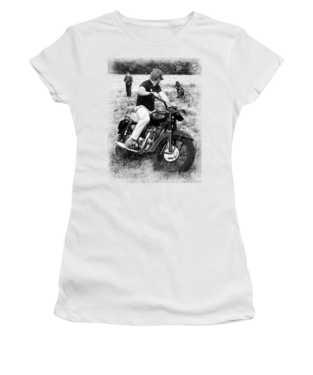 Steve Mcqueen Women's T-Shirts
