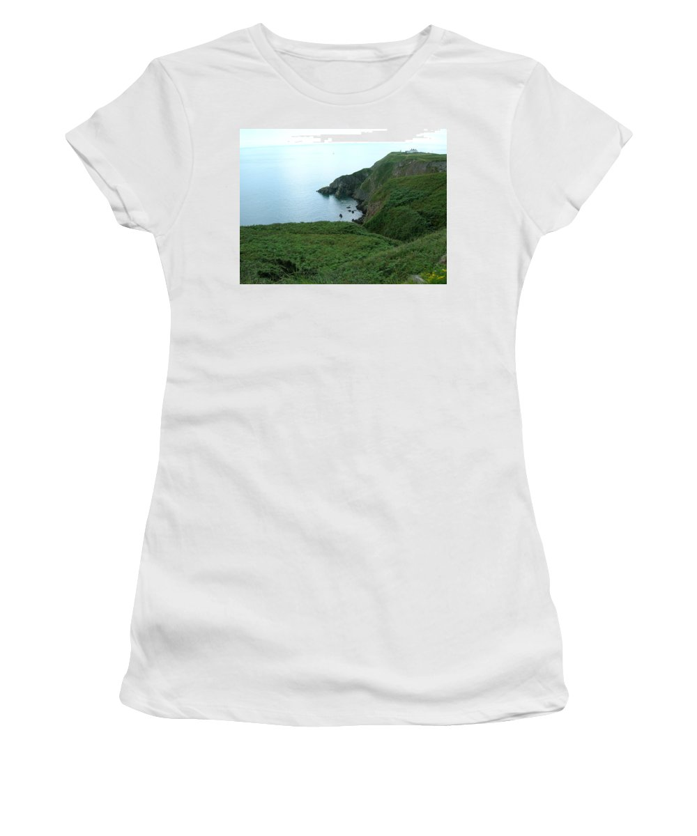Moor Women's T-Shirt featuring the photograph The Moor by Tiziana Verso