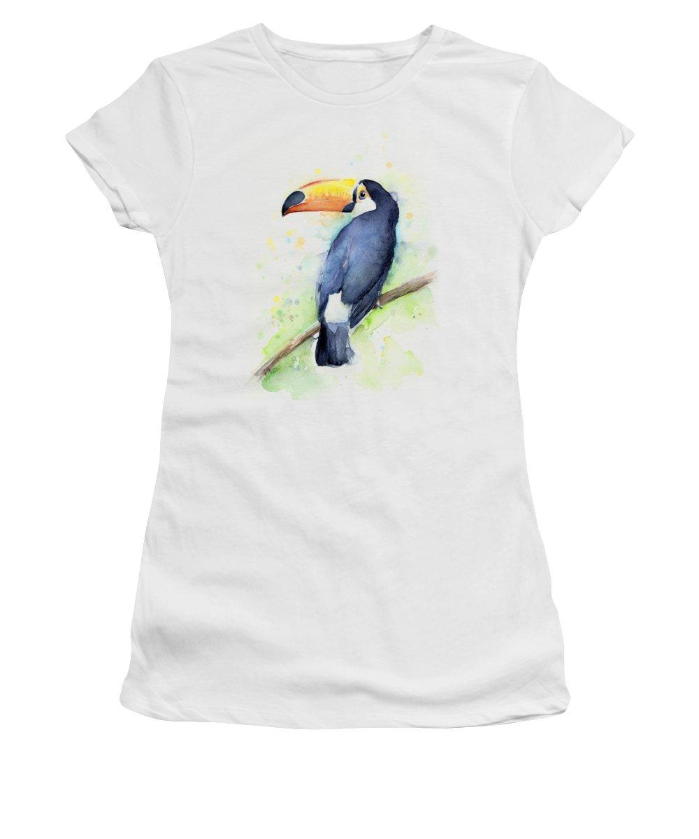 Toucan Women's T-Shirts