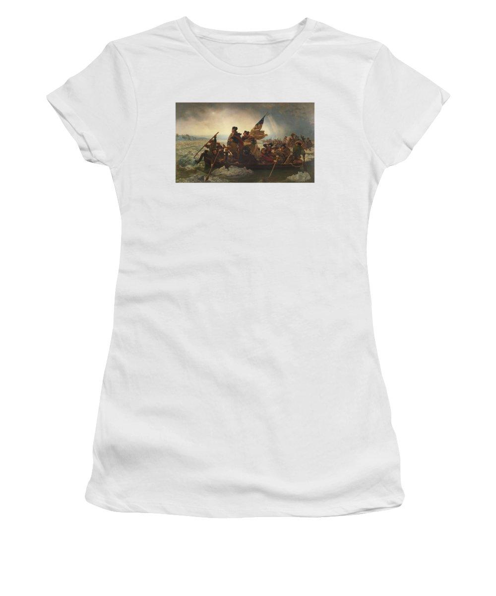 Revolutionary War Women's T-Shirts