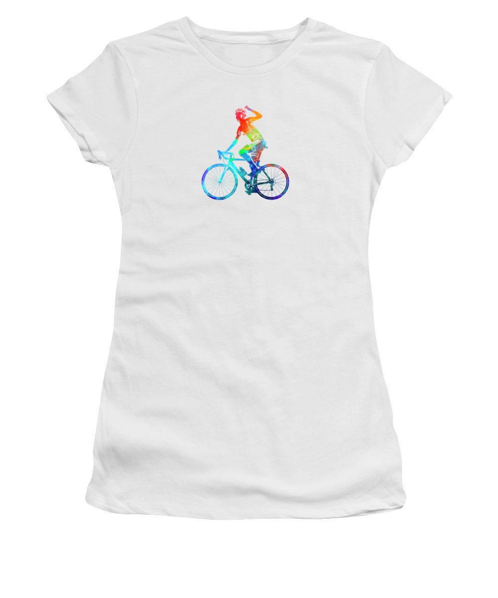 Victorious Paintings Women's T-Shirts