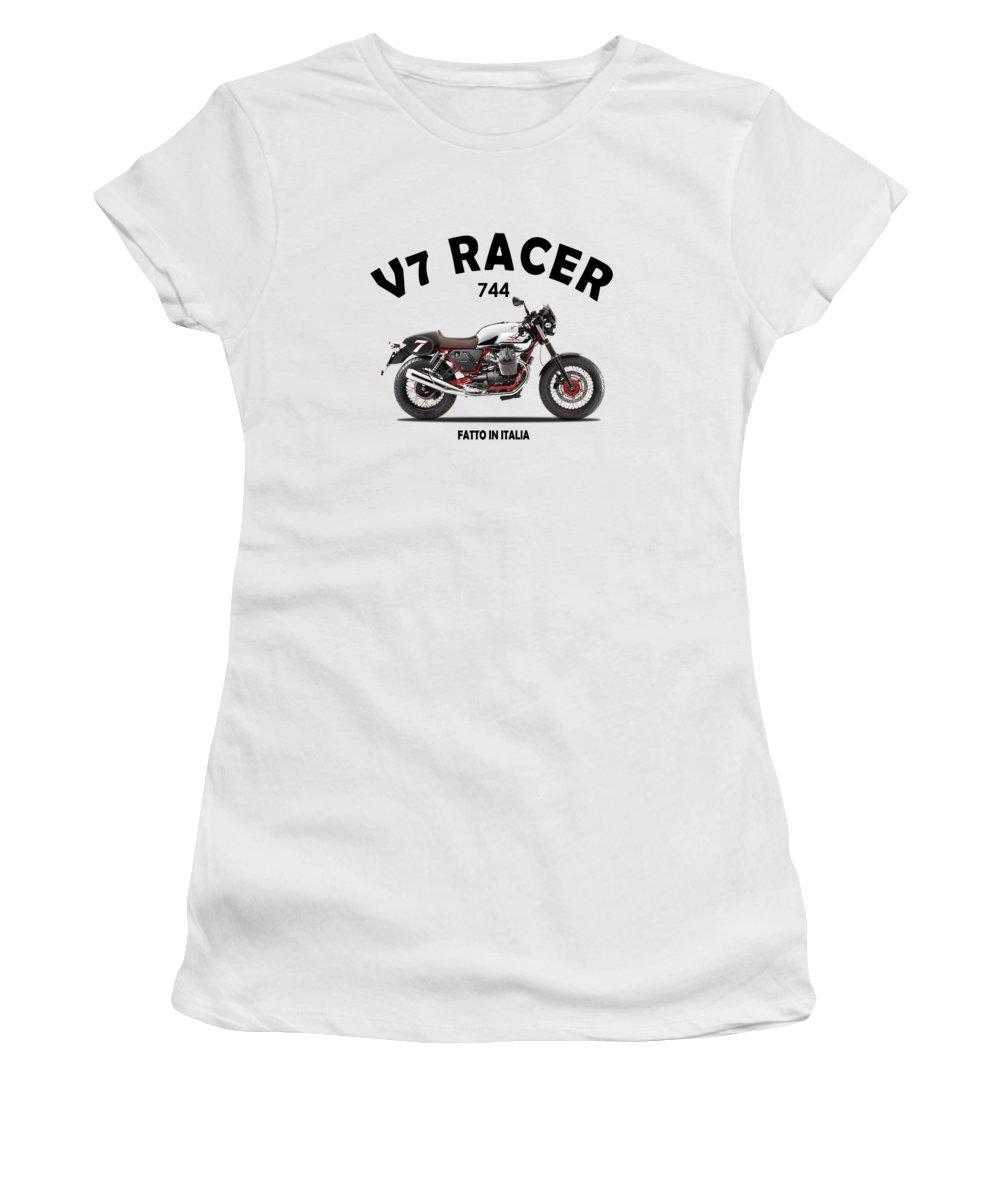 Cafe Women's T-Shirts