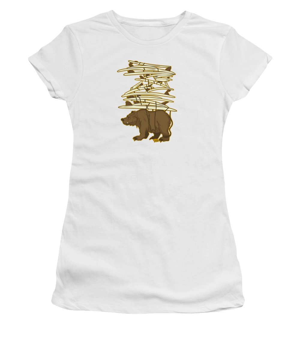 Santa Cruz Island Women's T-Shirts
