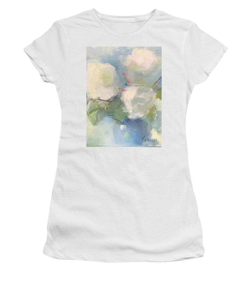 Karen Jordan Paintings Women's T-Shirts