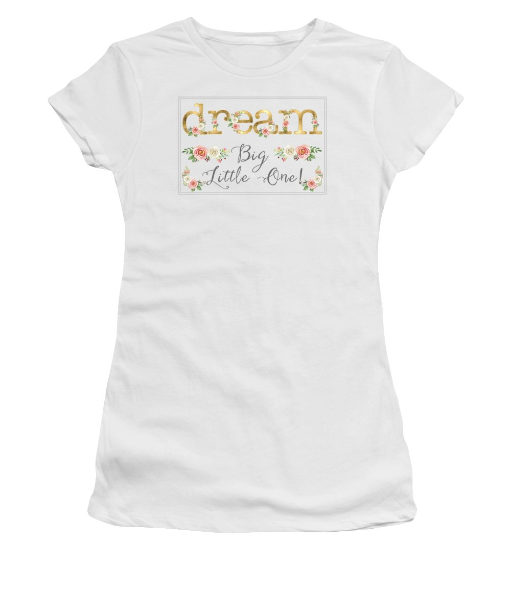 Peony Women's T-Shirts