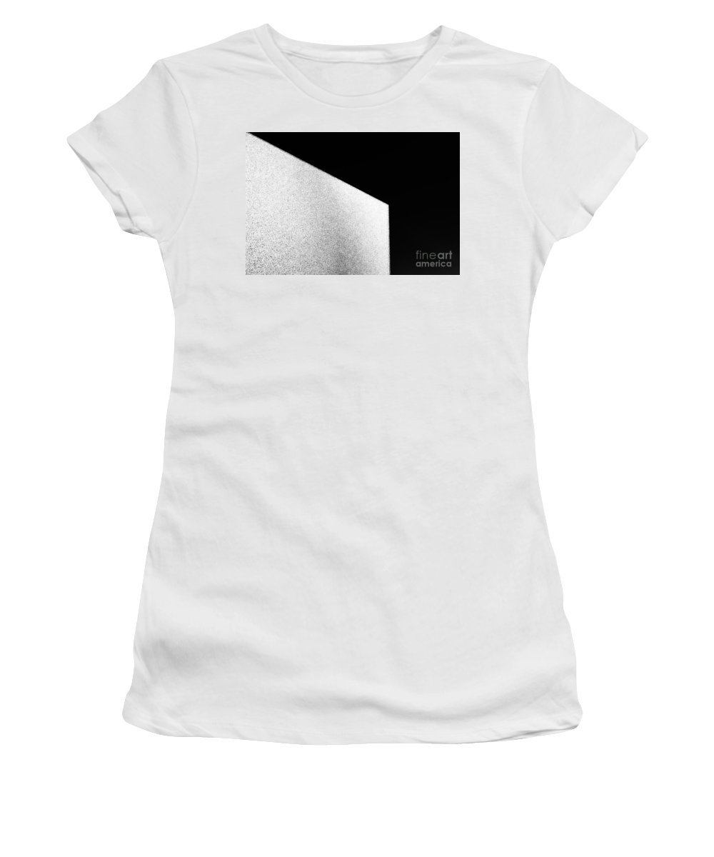Abstract Women's T-Shirt featuring the photograph Glass And Sky by DiFigiano Photography