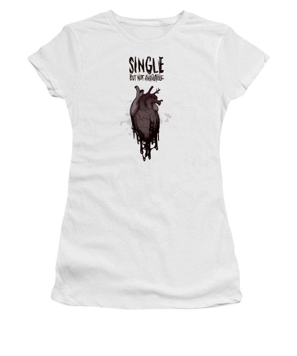 Single Women's T-Shirts