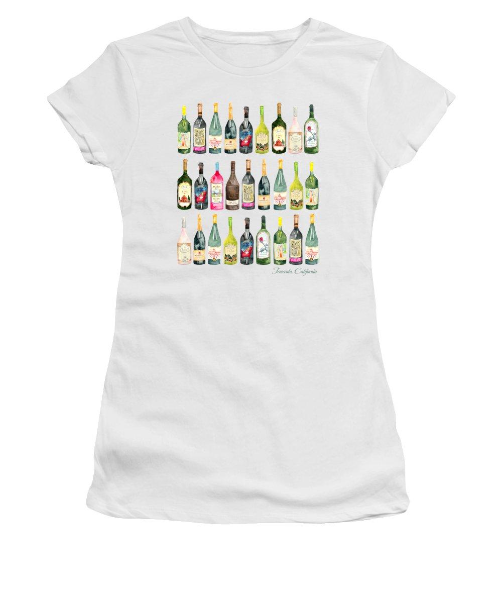 Cellar Women's T-Shirts