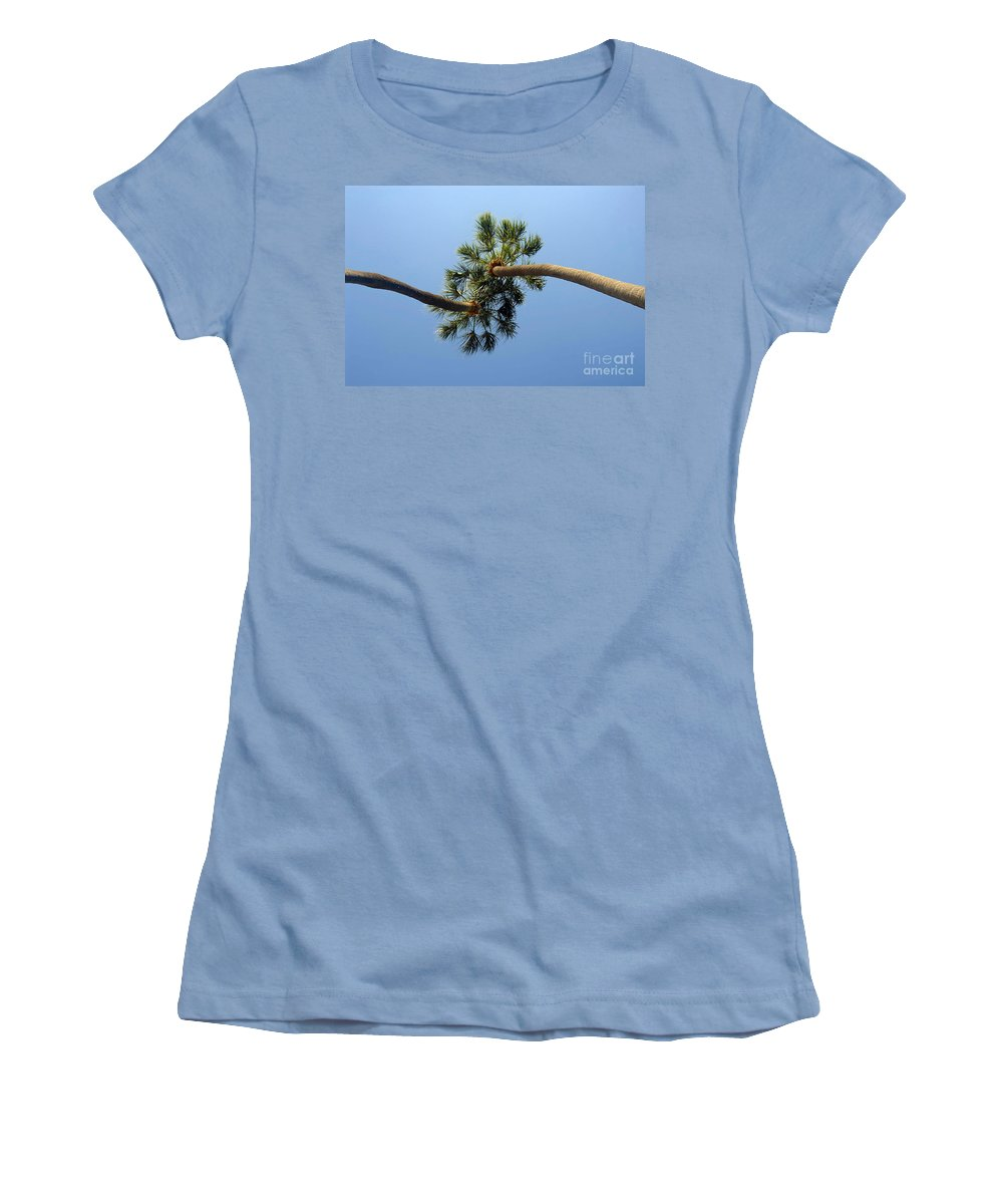 Love Women's T-Shirt (Athletic Fit) featuring the photograph Lovers by David Lee Thompson