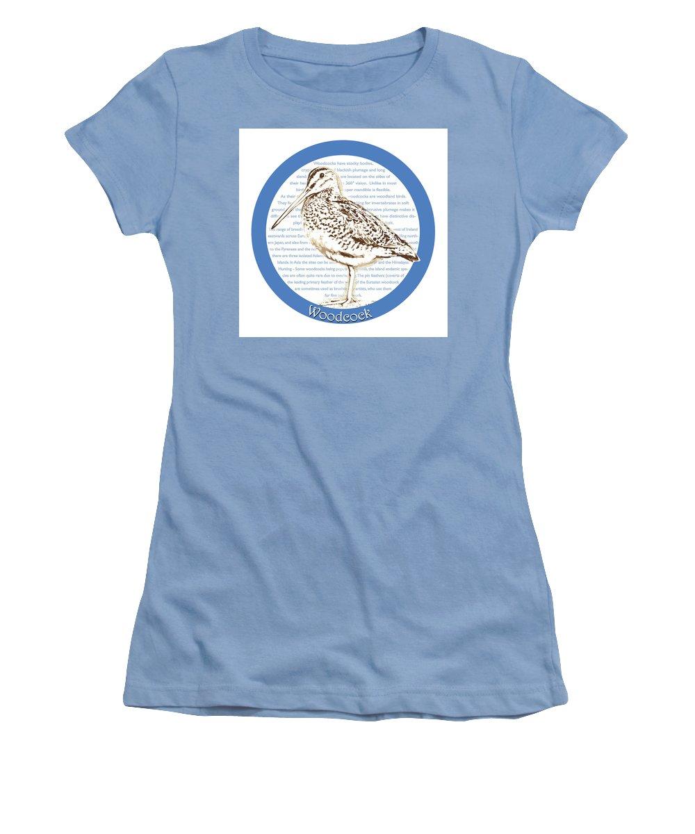 Woodcock Women's T-Shirts