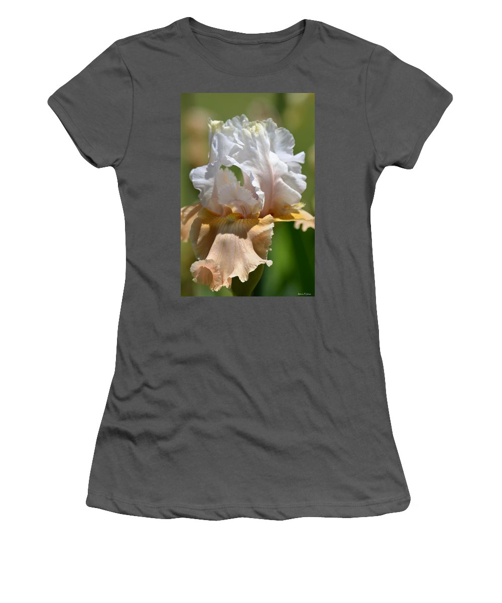 Champagne Women's T-Shirt (Athletic Fit) featuring the photograph Champagne by Maria Urso