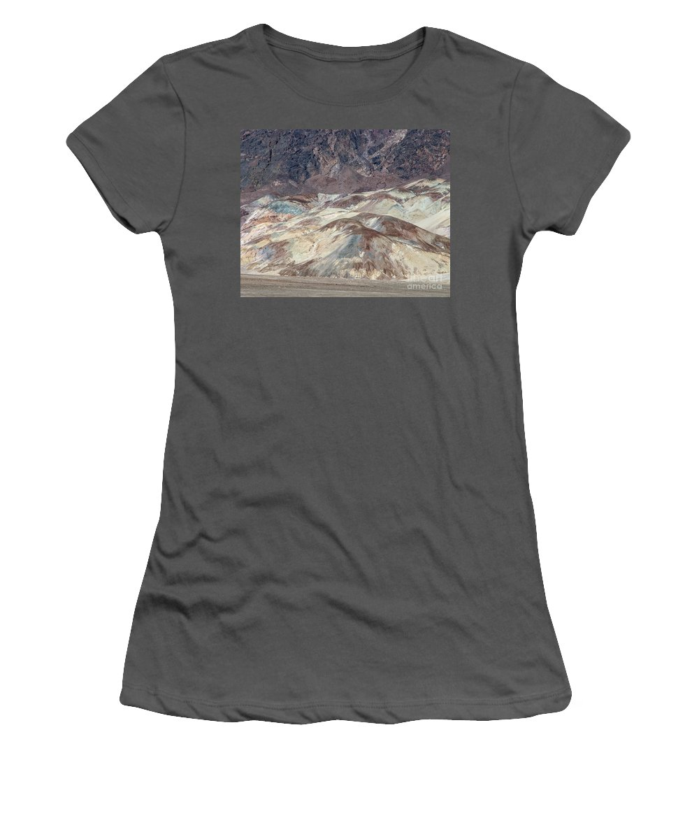Muted Women's T-Shirt (Athletic Fit) featuring the photograph Muted by Stephen Whalen