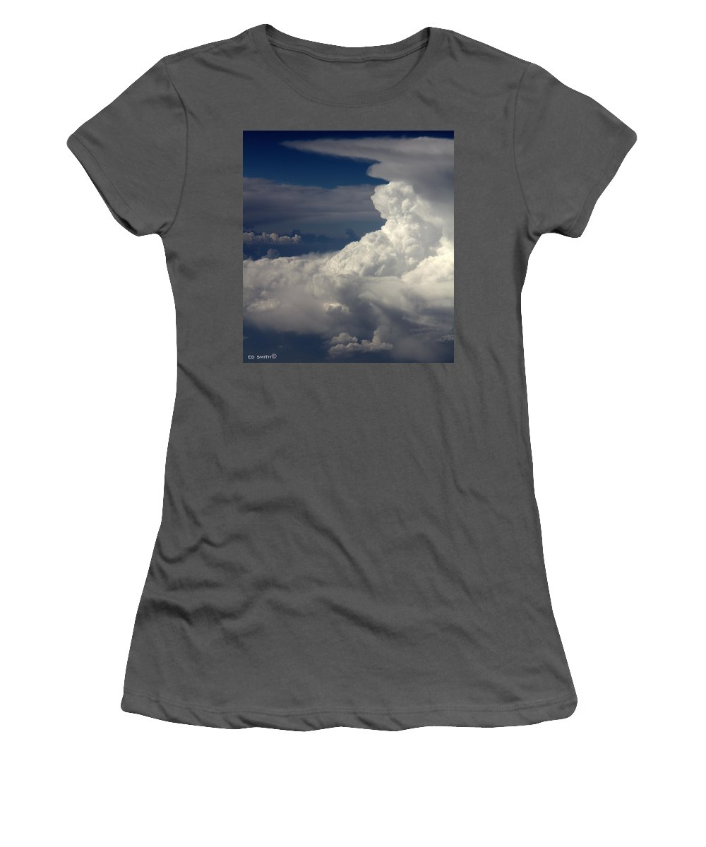 New Born Women's T-Shirt (Athletic Fit) featuring the photograph New Born by Ed Smith