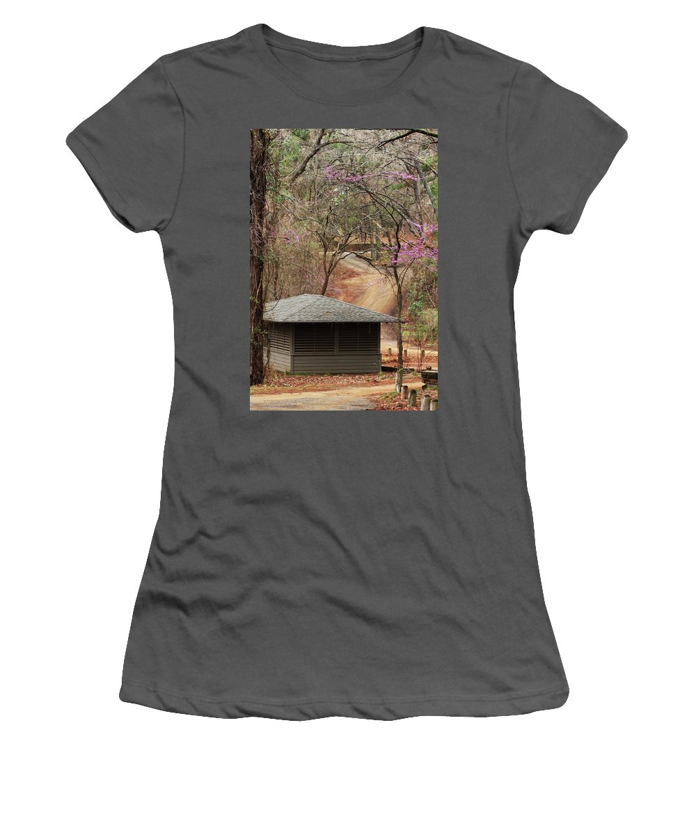 Nature Photographs Women's T-Shirt (Athletic Fit) featuring the photograph Beautiful Get-a-way by Kim Henderson